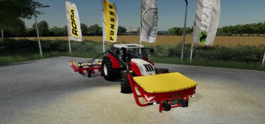 Photo of FS19 – Steyr Cvt Tractor V1