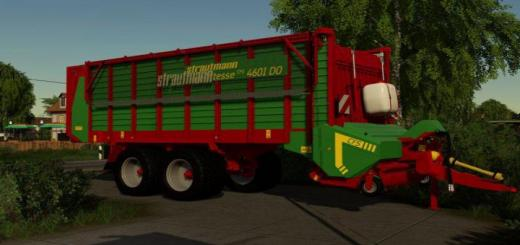 Photo of FS19 – Strautmann Teravitesse 4601 Trailer V1