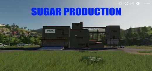 Photo of FS19 – Sugar Production V1.0.5