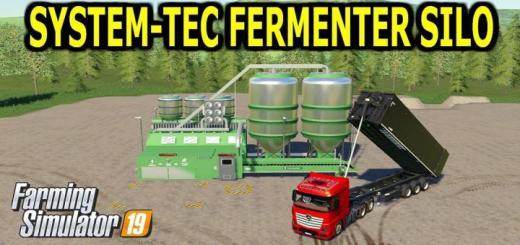 Photo of FS19 – System-Tec Fermentersiloanlage V1.2.0.3