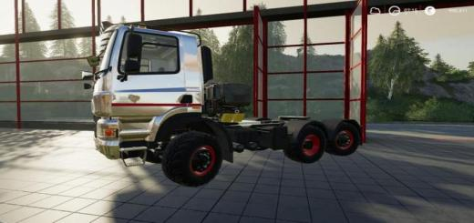 Photo of FS19 – Tatra Phoenix 6X6 Mp V1.2