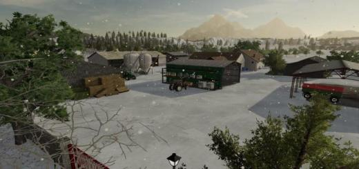 Photo of FS19 – The Old Farm Countryside Map V3