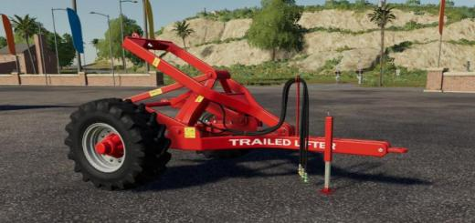 Photo of FS19 – Trailed Lifter V1