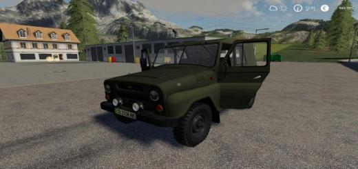 Photo of FS19 – Uaz 469 V1