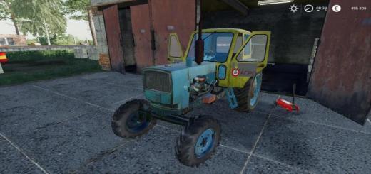 Photo of FS19 – Umz-6L Tractor V1.1