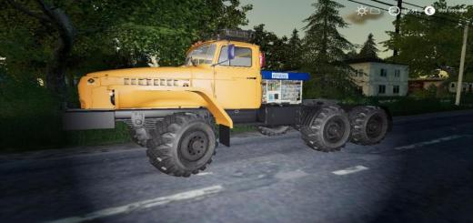 Photo of FS19 – Ural 4320-10 Truck V3