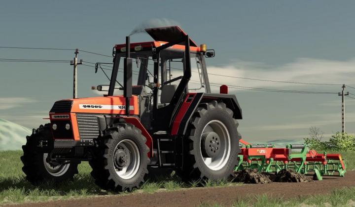 FS19 - Ursus 1234/1434/1634 Tractor V1