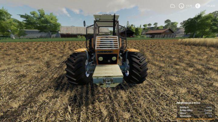 FS19 - Ursus 1604 Tractor V1