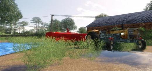 Photo of FS19 – Ursus C360 Tractor V1