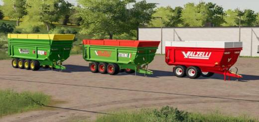 Photo of FS19 – Valzelli Pack V3