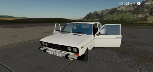 Photo of FS19 – Vaz 2106 V2.1