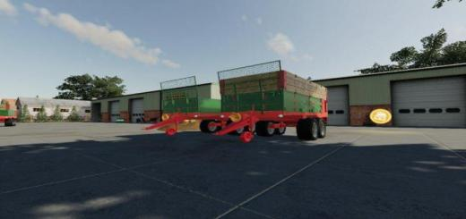 Photo of FS19 – Warfama N-218/2 V2