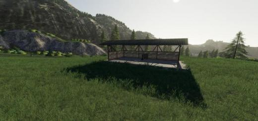 Photo of FS19 – Wool Storage V1