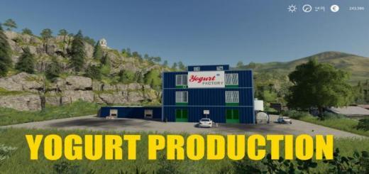Photo of FS19 – Yogurt Production V1