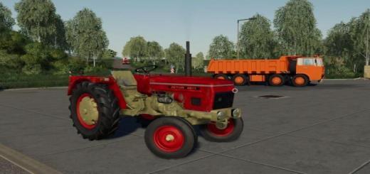 Photo of FS19 – Zetor 4911 Tractor V1