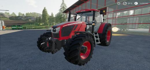 Photo of FS19 – Zetor Crystal 150/160 Tractor V1.2