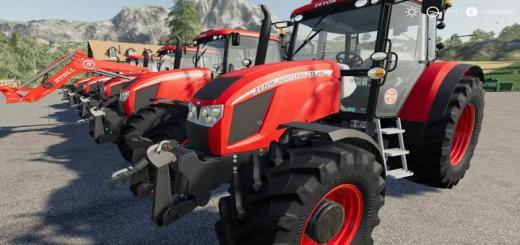 Photo of FS19 – Zetor Forterra Hd 130/150 Tractor V1.2