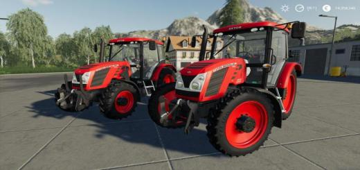 Photo of FS19 – Zetor Proxima Power 100/120 Tractor V1.1