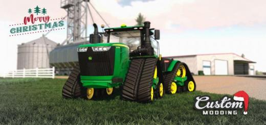 Photo of FS19 – 2019 John Deere 9Rx North American And Europe V1