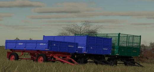 Photo of FS19 – 2Pts-4 And 2Pts-45M3 Trailer V1