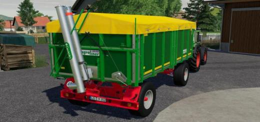 Photo of FS19 – Agroliner Hkd 302 Old Trailer V1.2.1