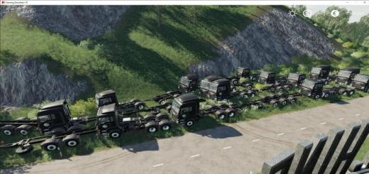 Photo of FS19 – Atc Chassis Pack V3.1.2