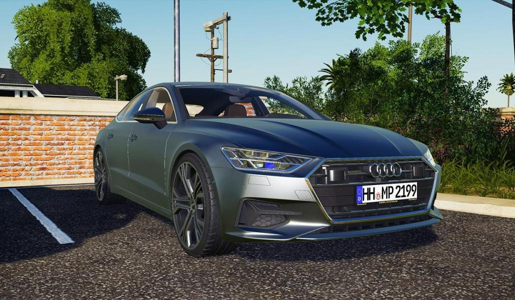 Photo of FS19 – Audi A7 V1