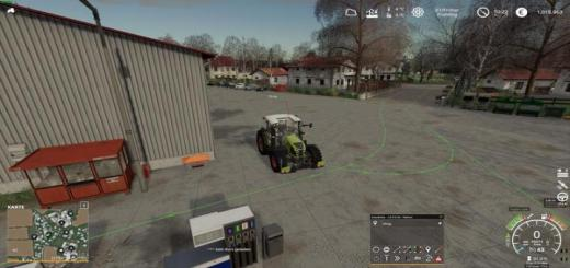 Photo of FS19 – Autodrive Courses For The Municipality Of Rade V2