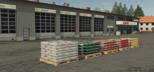 Photo of FS19 – Bd Pallets V1