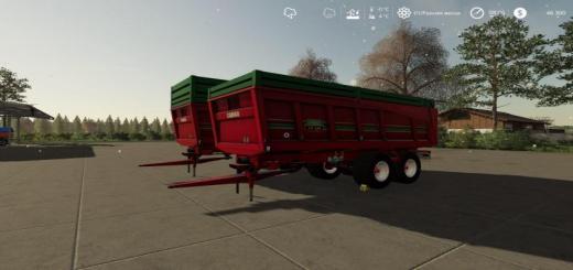 Photo of FS19 – Benne Promodis Cargo V1
