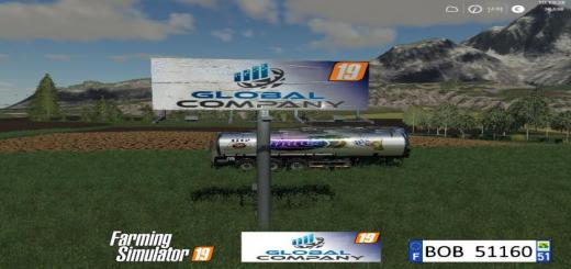 Photo of FS19 – Billboard Global Company V1