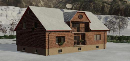 Photo of FS19 – Brick House V1