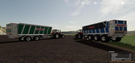 Photo of FS19 – Briri Silotrans 45 Trailer V1
