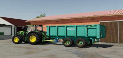 Photo of FS19 – Camara Rth16 Trailer V1
