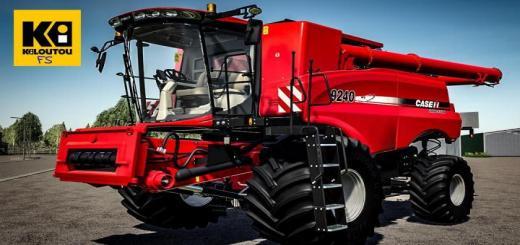 Photo of FS19 – Case Ih Axialflow 240 V2