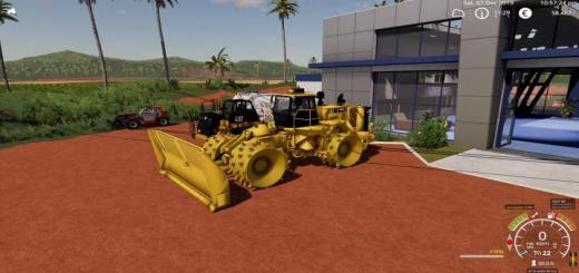 Photo of FS19 – Cat 836K V0.1