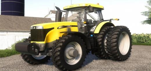 Photo of FS19 – Challenger Mt600D Tractor V1