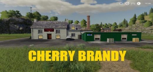 Photo of FS19 – Cherry Brandy Production V1