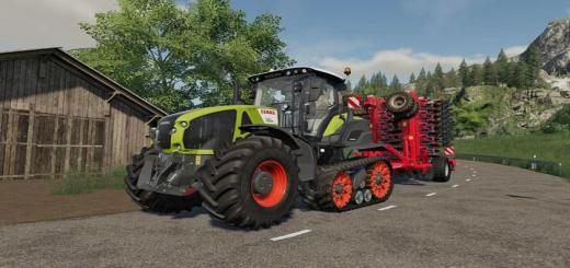 Photo of FS19 – Claas Axion 960-930 Terra Trac V1