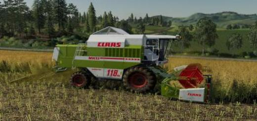 Photo of FS19 – Claas Dominator Sl Series V1.0.0.1