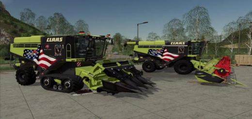 Photo of FS19 – Claas Lexion 795 Limited Edition V1