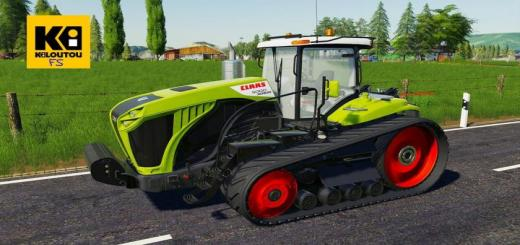 Photo of FS19 – Claas Xerion 5000 Tractor V2