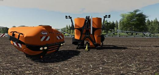 Photo of FS19 – Colored Tools V3