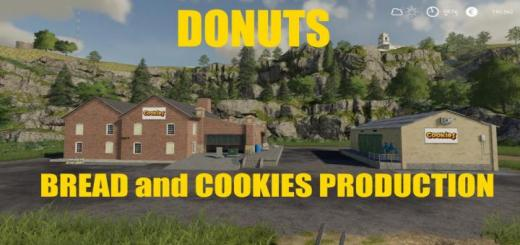 Photo of FS19 – Cookies Production V1.0.5