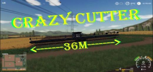 Photo of FS19 – Crazycutter1 Powerflow V1