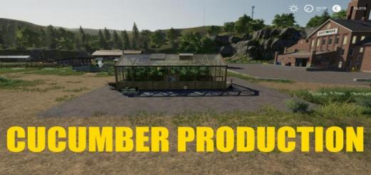 Photo of FS19 – Cucumber Production V1.0.5