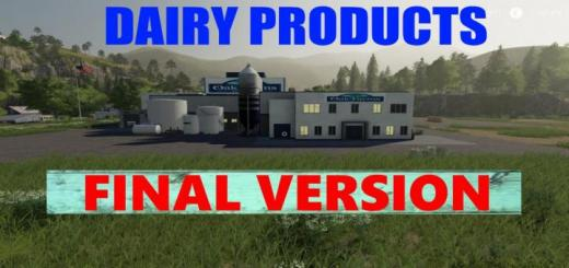 Photo of FS19 – Dairy Products Final Version