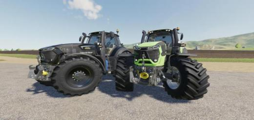 Photo of FS19 – Deutz-Fahr 9 Series V1