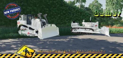 Photo of FS19 – Dozer Fiatallis Eiffage V1.5