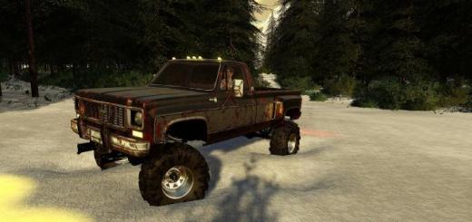 Photo of FS19 – Exp19 Chevy 79 Singlecab Drw V1